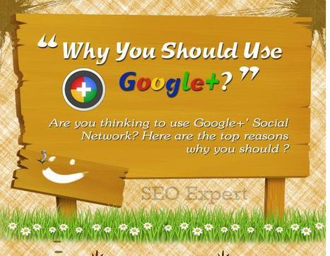 Why You Should Use Google+? | Topics about SEO and Social Media Marketing | Scoop.it