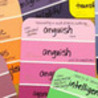 Academic Vocabulary Strategies
