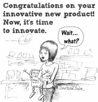 After Your New Product Innovation | The Jazz of Innovation | Scoop.it