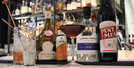 The Vancouver Cocktail: The city's namesake drink + how to make it | From the Bar | Scoop.it