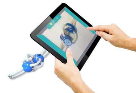 Chemistry Comes Alive In Augmented Reality Crowdfunding Venture Happy Atoms | VRFocus | AR - QR | Scoop.it