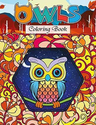 OwlColoringBooks.com – Only the Best Owl Coloring Books | owlcoloringbooks | Scoop.it