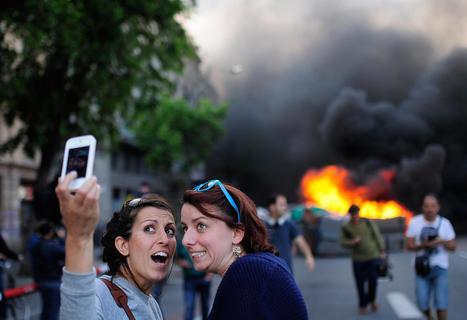 Discussion pour B1 #FLE : L'autoportrait ou les selfies, phénomène social ? | Best-of : Mumbaikar in French | Scoop.it