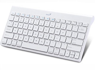 Genius LuxePad Bluetooth keyboard range for iPad and Android devices | iPad - iPhone News | Scoop.it