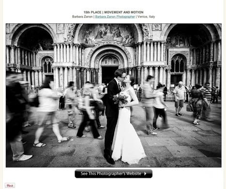 Due premi fotografici per una mia foto di matrimonio | Barbara Zanon Photography | Scoop.it