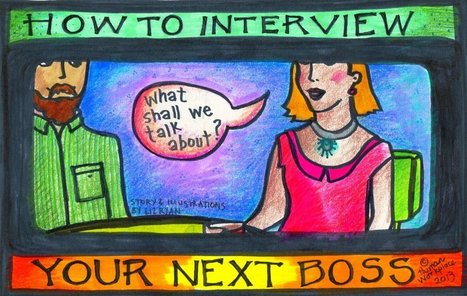 How to Interview Your Next Boss | Ask Marty Tech Stuff | Scoop.it
