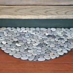 Natural DIY stone door mat | Upcycled Garden Style | Scoop.it