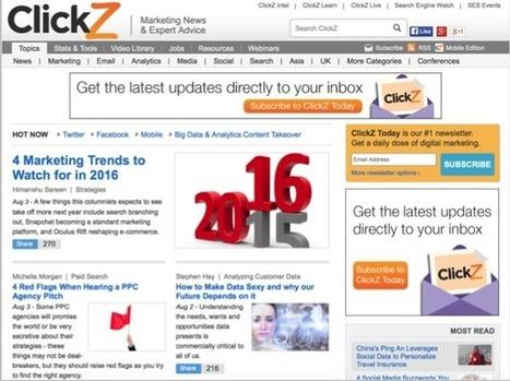 How the Top 50 Marketing Blogs Rock Design   #KESocial   Scoop.it