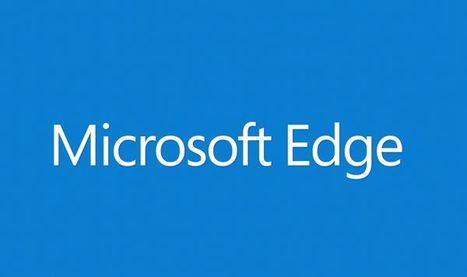 Edge : les 20 raccourcis clavier les plus utiles | L'e-Space Multimédia | Scoop.it