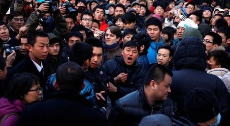 Apple stops selling iPhone 4S in China to protect its staff | Shock Wave | Scoop.it