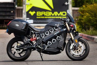 Empluse LE - Electric Traffic Enforcement Motorcycle | Brammo Electric Motorcycles | Scoop.it