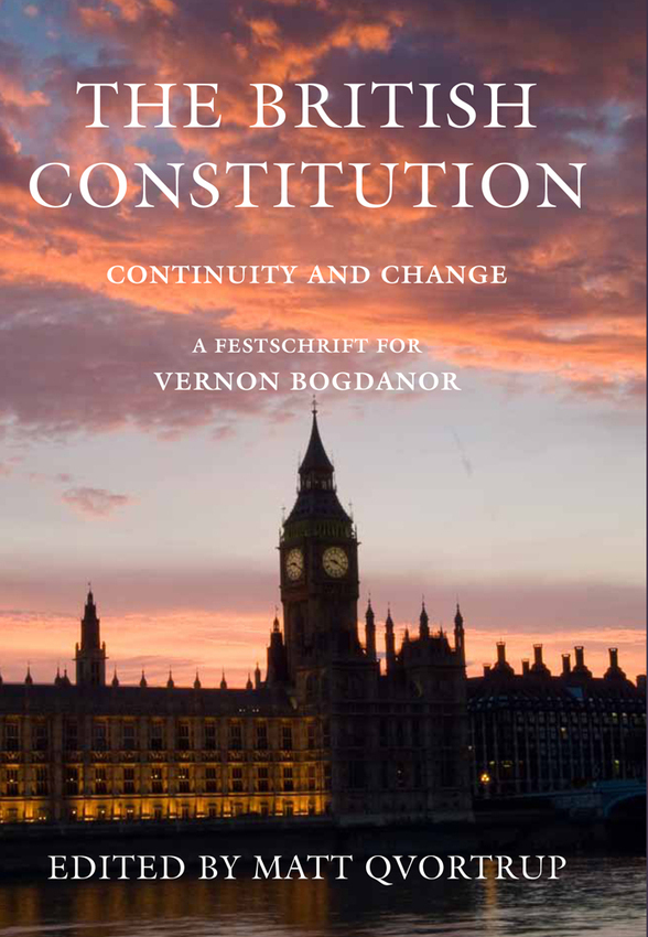 parliamentary supremacy and the uks constitution