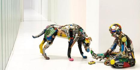 Dario Tironi & Koji Yoshida: Crash Toys | Art Installations, Sculpture, Contemporary Art | Scoop.it