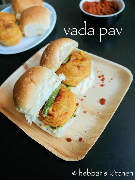 vada pav recipe mumbai vada pav recipe hebbars kitchen - Hebbar Kitchen