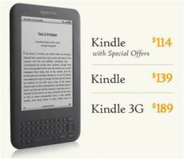 Amazon Drops Kindle Price to $114…Will it Drop to $99? | The Pricing Journal | Amazon.com strategy | Scoop.it