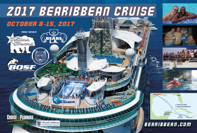 AllOutVacations.com - 2017 Bearibbean Cruise