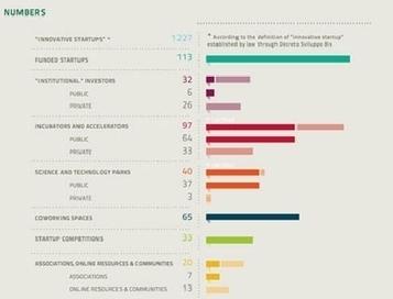 Start up, tutti i numeri dell'ecosistema   The Italian Startup Ecosystem   Scoop.it