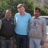 India, bezoek aan New Delhi