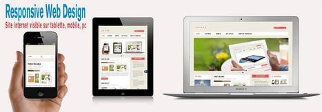 Créations et référencements sites internet responsive design   SEO - REFERENCEMENTS   Scoop.it