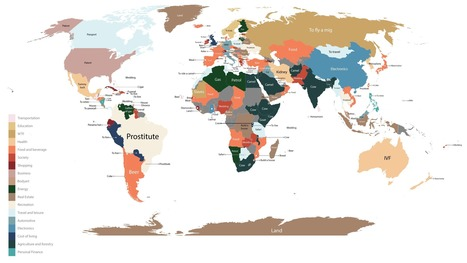 From Camels To Prostitutes: This Is What The World Is Googling | IELTS, ESP, EAP and CALL | Scoop.it