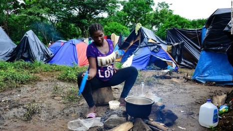 Thousands of migrants risk journey through Latin America | Glopol Human Rights | Scoop.it