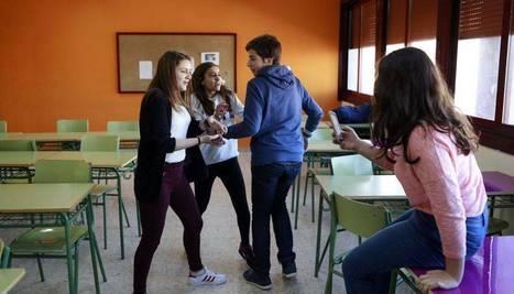 #Educación: Chavales que atajan el acoso de raíz | Sociedad 3.0 | Scoop.it