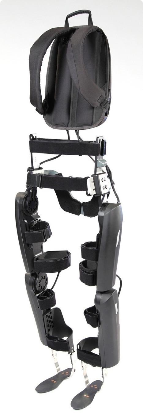Exoskeleton technology: an interview with Larry Jasinski, CEO, ARGO Medical Technologies   Exoskeleton Systems   Scoop.it
