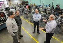 Manufacturers aim to retool Tech School machine shop | Made Different | Scoop.it