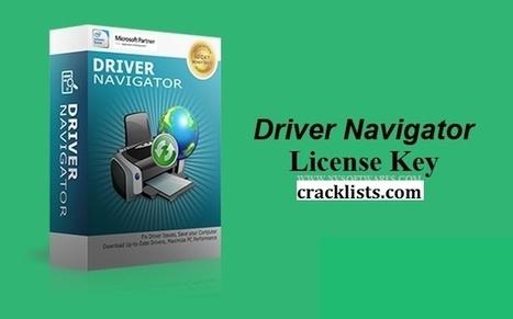 Driver Navigator License Key 2016 with Crack FreeDownload   Full Version Softwares   Scoop.it