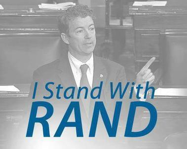 Grandma New To Twitter Joins To Tweet ' #StandWithRand and the Constitution' | Littlebytesnews Current Events | Scoop.it