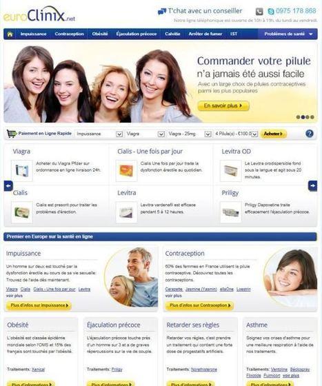 La vente en ligne de médicaments...ça bouge. | Nutrimedia | Scoop.it