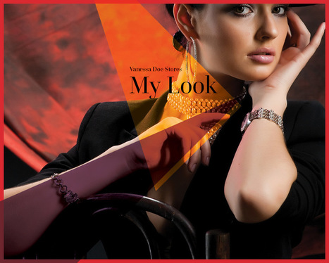 Fashion Look Book Template - 10x8in | About Design | Scoop.it