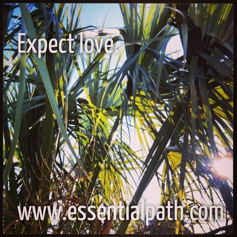 Expect love | A Heart Centered Life | Scoop.it