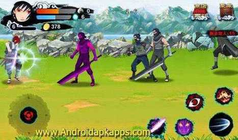Download game naruto mugen for android