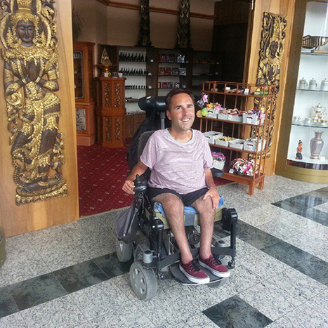 Europe Without Barriers: accessible tourism in action | Disability Horizons | Tourism 4All | Scoop.it
