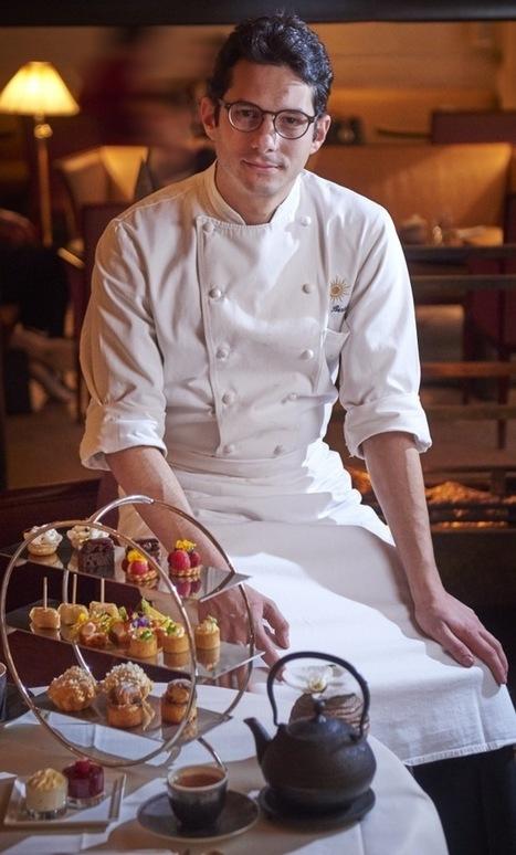 La parenthèse gourmande de Fabien Berteau au Park Hyatt Paris-Vendôme | Chocolat et gourmandise | Scoop.it