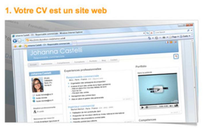 Une application efficace et complète pour valoriser vos compétences sur la toile | TIC et TICE mais... en français | Scoop.it