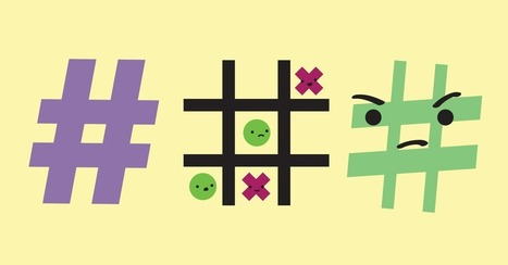What Did the Hashtag Do Before Twitter? [SUNDAY COMIC] | Information Science | Scoop.it