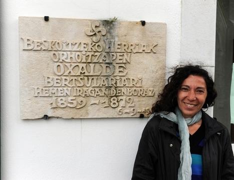 L'Argentine Nancy Yvonne Oxalde, arrière-petite-fille d'un grand bertsulari - La Semaine du Pays Basque | Généalogie en Pyrénées-Atlantiques | Scoop.it
