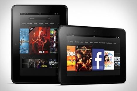 Quello che forse non sapete sul... Kindle Fire HD | Android News Italia | Scoop.it