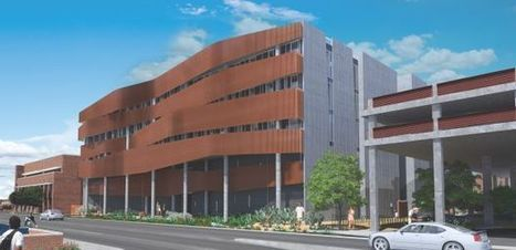 Eco-Friendly Building Under Construction at UA Designed to Foster Collaboration, Sustainability | UANews | CALS in the News | Scoop.it