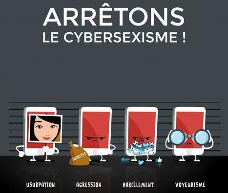 Cybersexisme : violences virtuelles mais bien réelles | Gender and social media | Scoop.it