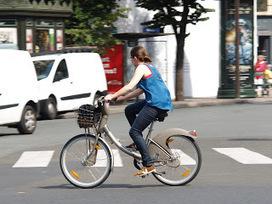 Velib People! | Des yeux sur le deux-roues | Scoop.it