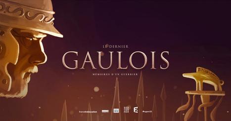 Le Dernier Gaulois: bd interactive inspirée du docu-fiction consacré à Clovisde France 2 | Mon moleskine | Scoop.it