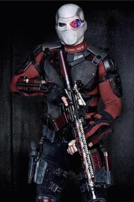 Suicide Squad : L'ensemble du casting dévoilé par David Ayer - Geeks and Com' | And Geek for All | Scoop.it