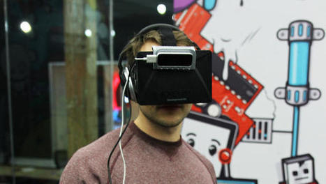 Interactive Virtual Reality In 3&D, The Newest Learning Tool - Co.Exist | Chasing the Future | Scoop.it