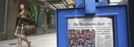 Katharine Weymouth, l'héritière du Washington Post sauvera-t-elle le célèbre journal américain ? | Article Financial Times par le nouvel Economiste | Scoop.it