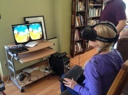 Valibrarian - Retiring into Virtual Reality | Mondes Virtuels & Education | Scoop.it