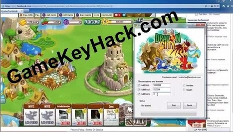 Dragon City Cheats Tool v 5 1 [UPDATED] - Game