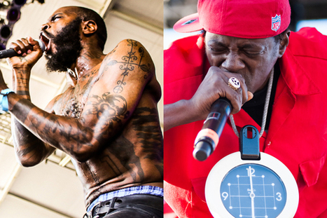 Public Enemy and Death Grips Use New BitTorrent Bundle to Connect With Fans | Music News | Scoop.it